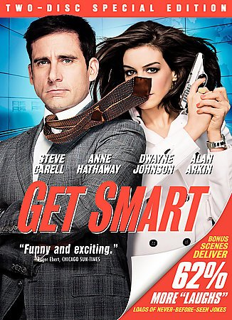 Get Smart (Two-Disc Special Edition) cover
