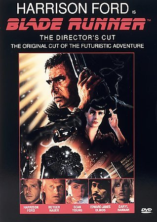 Blade Runner (The Director's Cut) cover