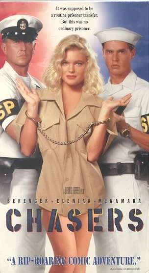 Chasers [VHS] cover