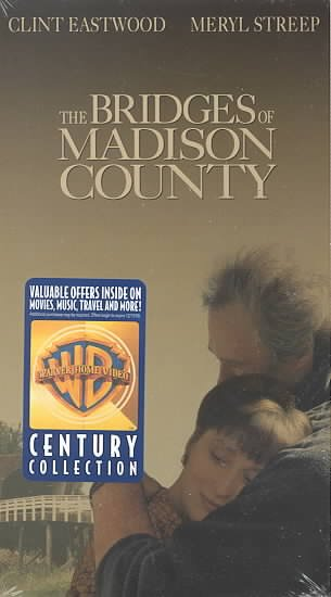 Bridges of Madison County [VHS] cover