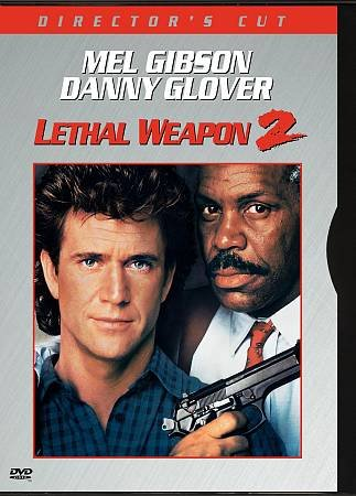 Lethal Weapon 2 (Director's Cut) cover