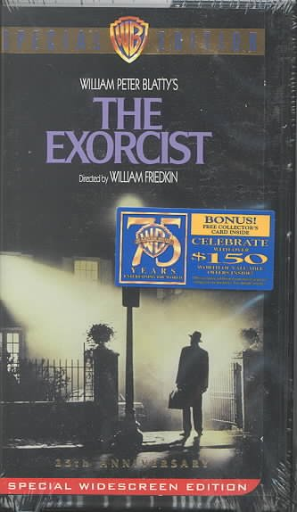 The Exorcist (Widescreen Edition) [VHS] cover