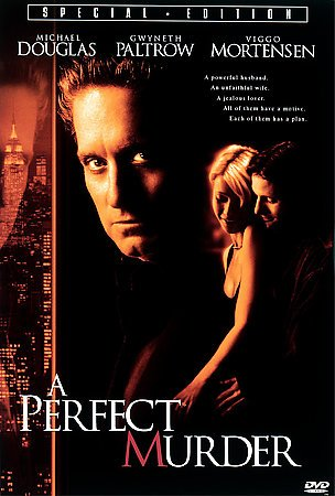 A Perfect Murder (Special Edition) cover