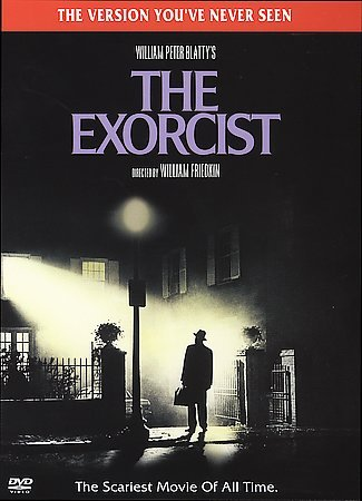 The Exorcist (The Version You've Never Seen) cover