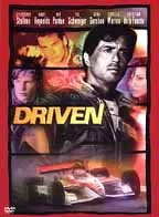 Driven (DVD) cover