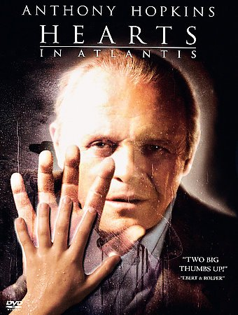 Hearts in Atlantis (DVD) cover