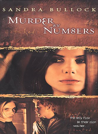 Murder by Numbers (Full-Screen Edition) (Snap Case) cover