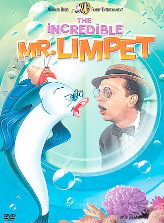 The Incredible Mr. Limpet (Snap Case Packaging)