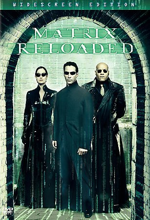 The Matrix Reloaded (Widescreen Edition) [DVD] cover