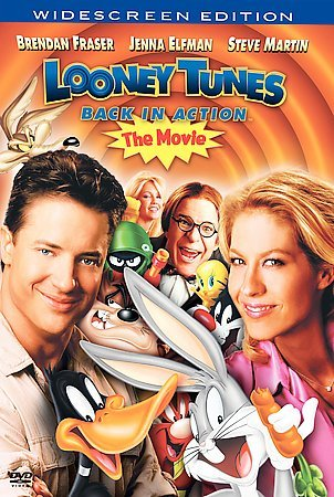 Looney Tunes - Back in Action (Widescreen Edition) cover