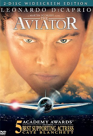 The Aviator (2004) cover
