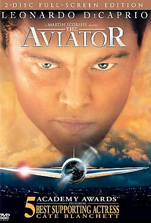 The Aviator (2-Disc Full Screen Edition) cover