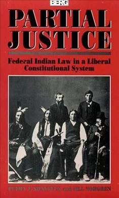Partial Justice (State, Law & Society S) cover