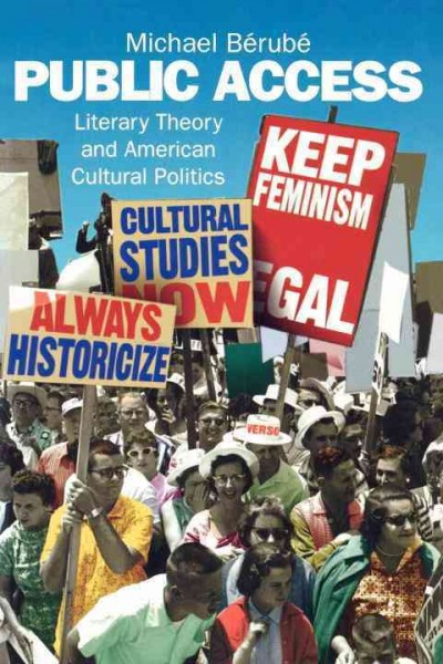 Public Access: Literary Theory and American Cultural Politics (Haymarket Series) cover