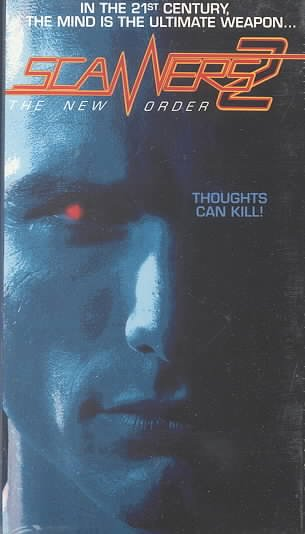 Scanners 2 [VHS] cover