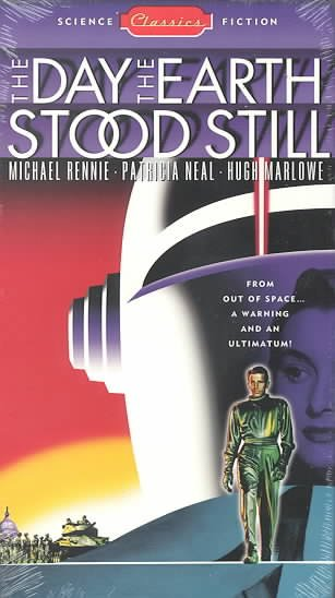 The Day the Earth Stood Still [VHS]