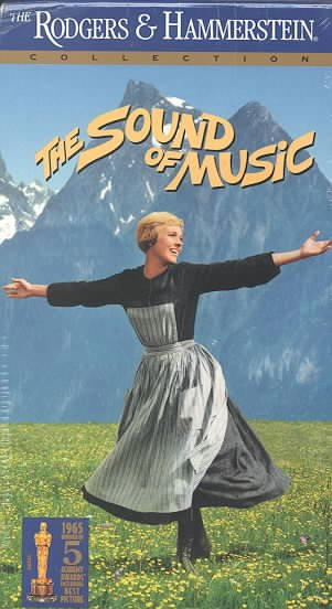 The Sound of Music [VHS] cover