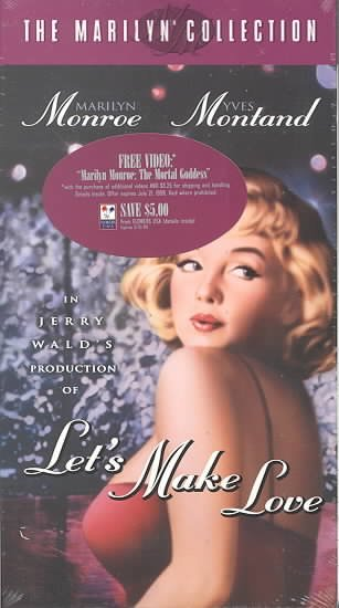 Let's Make Love [VHS] cover