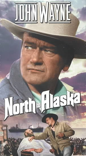 North to Alaska [VHS] cover