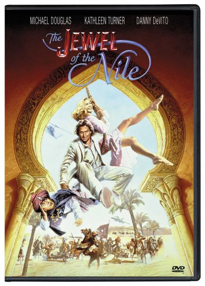 Jewel of the Nile [VHS] cover
