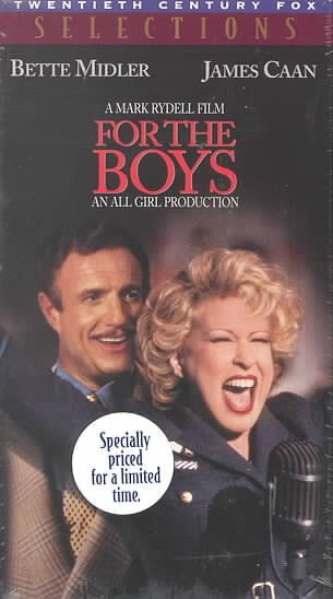 For the Boys [VHS] cover