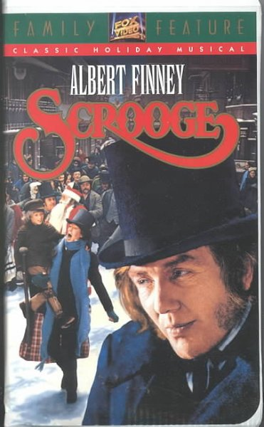 Scrooge [VHS] cover