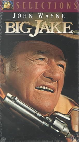 Big Jake [VHS] cover