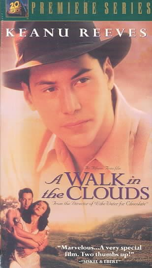 A Walk in the Clouds [VHS] cover