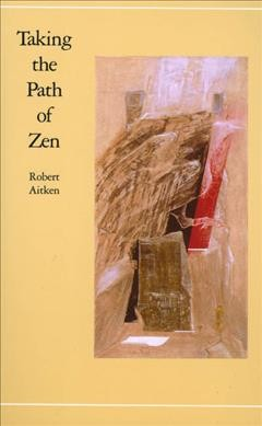 Taking the Path of Zen cover