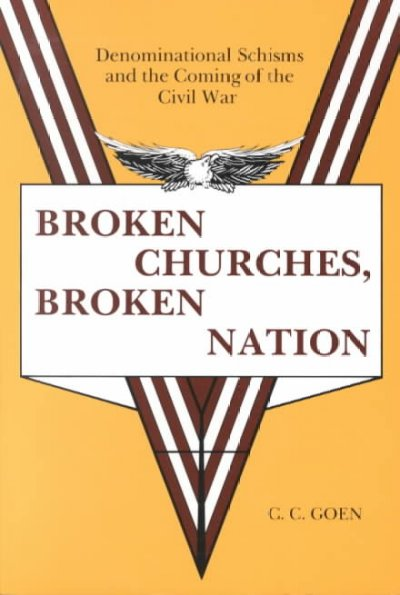 BROKEN CHURCHES, BROKEN NATION cover