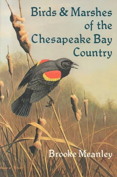 Birds and Marshes of the Chesapeake Bay Country cover