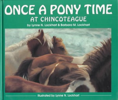 Once a Pony Time at Chincoteague cover