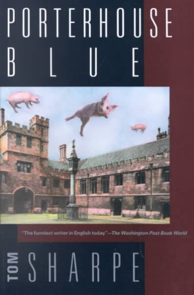 Porterhouse Blue cover