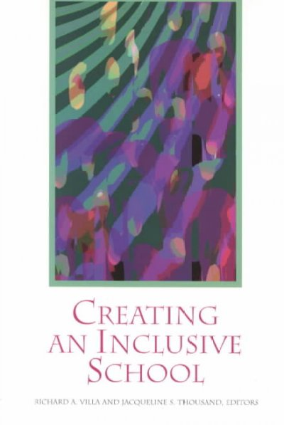 Creating an Inclusive School cover