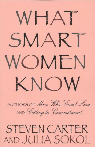 What Smart Women Know cover