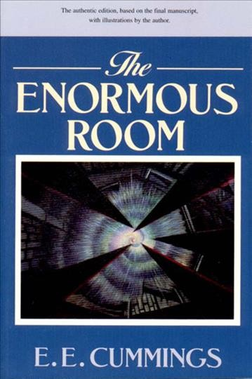 The Enormous Room (The Cummings Typescript Editions) cover