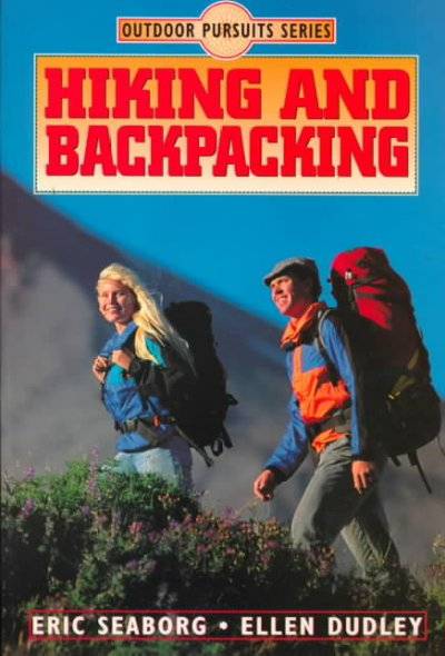 Hiking and Backpacking (Outdoor Pursuits Series) cover