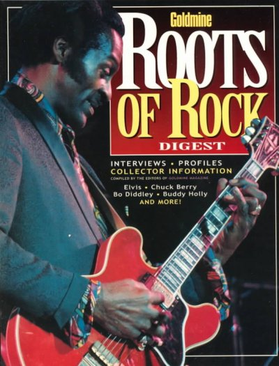 Goldmine Roots of Rock Digest cover