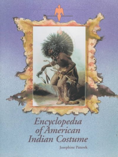 Encyclopedia of American Indian Costume cover