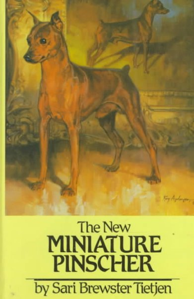 The New Miniature Pinscher cover