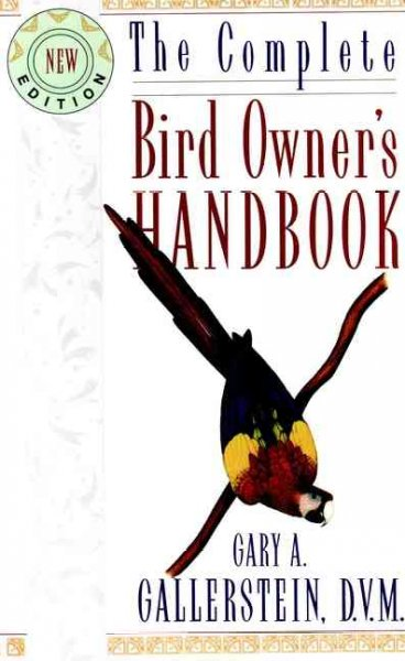 The Complete Bird Owner's Handbook cover