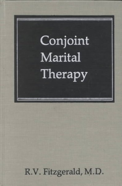 Conjoint Marital Therapy (Conjoint Marital Therapy CL) cover