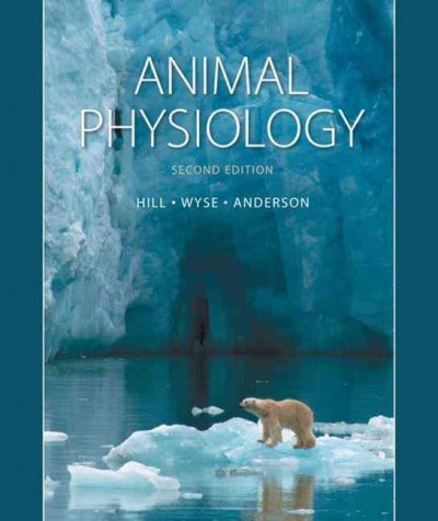 Animal Physiology, Second Edition cover