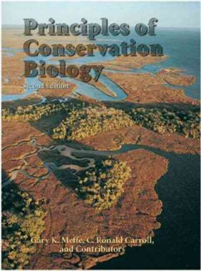 Principles of Conservation Biology cover
