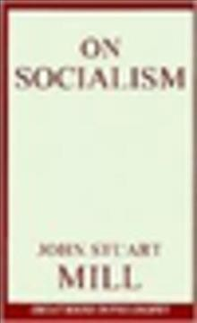 On Socialism (Great Books in Philosophy) cover