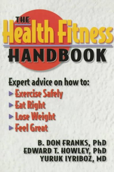 The Health Fitness Handbook cover