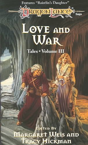 LOVE & WAR-3 (Dragonlance: Tales) cover