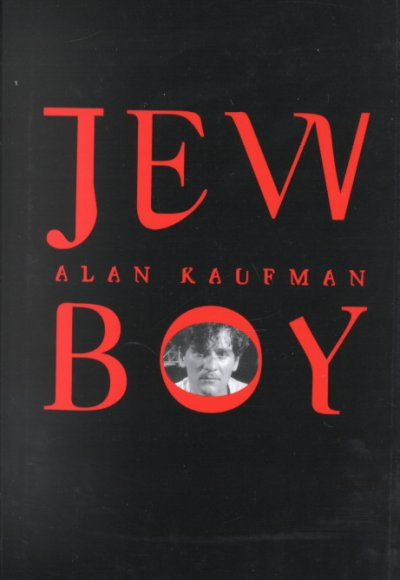 Jew Boy: A Memoir cover