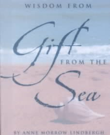 Wisdom from Gift from the Sea (Mini Book) cover