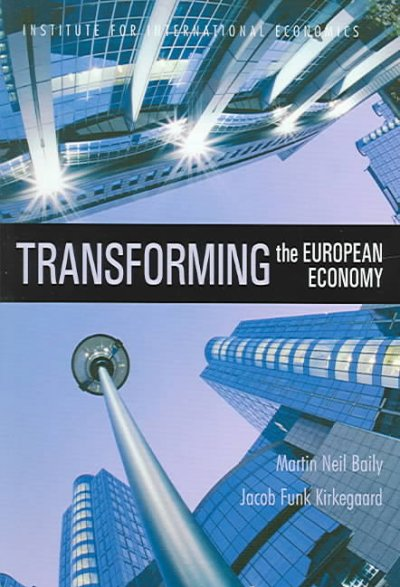 Transforming the European Economy cover